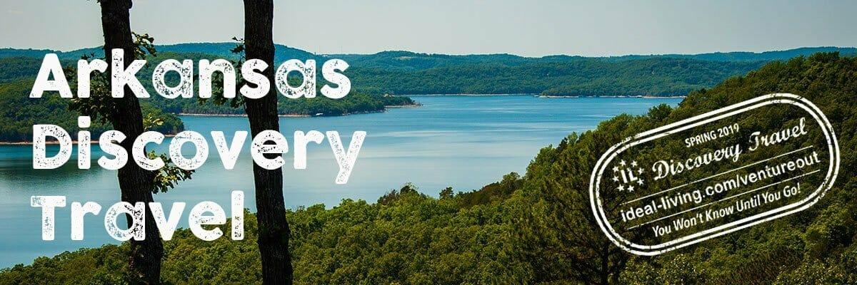 Select Arkansas communities to receive Discovery Travel information