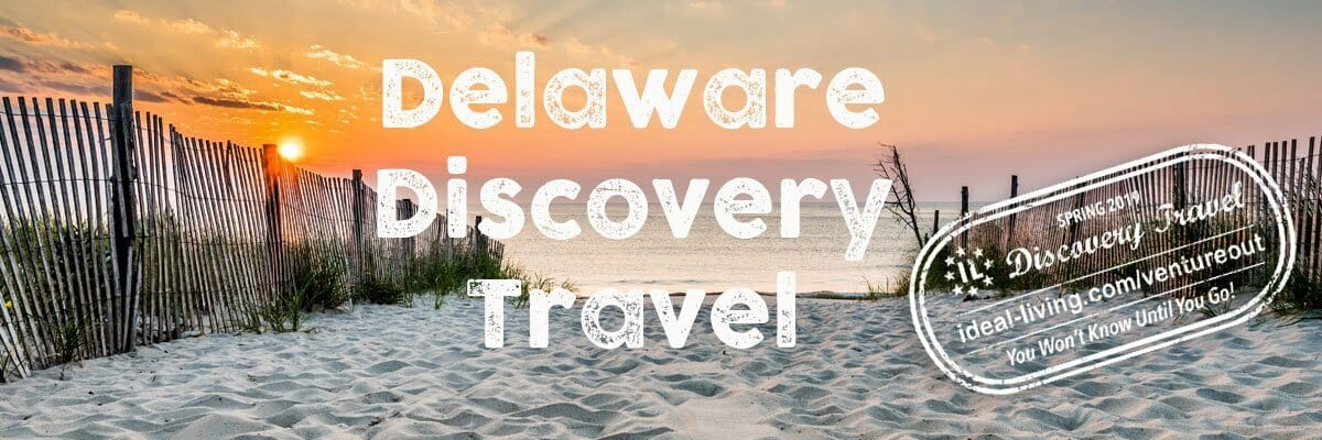 Delaware is one of the most tax friendly states for retirement. Venture out NOW!