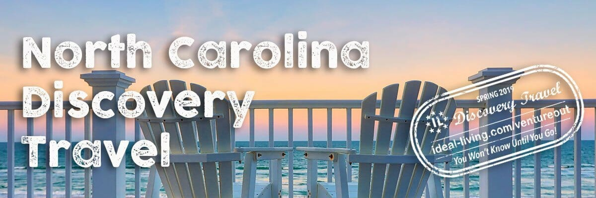 Discover communities from the Carolina coast to the Blue Ridge Mountains and everywhere in between
