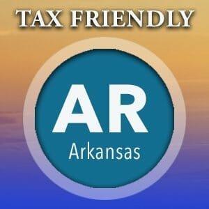 Arkansas Tax Friendly State
