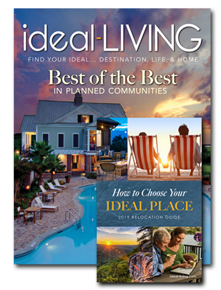 ideal-LIVING Magazine and the choose Guide
