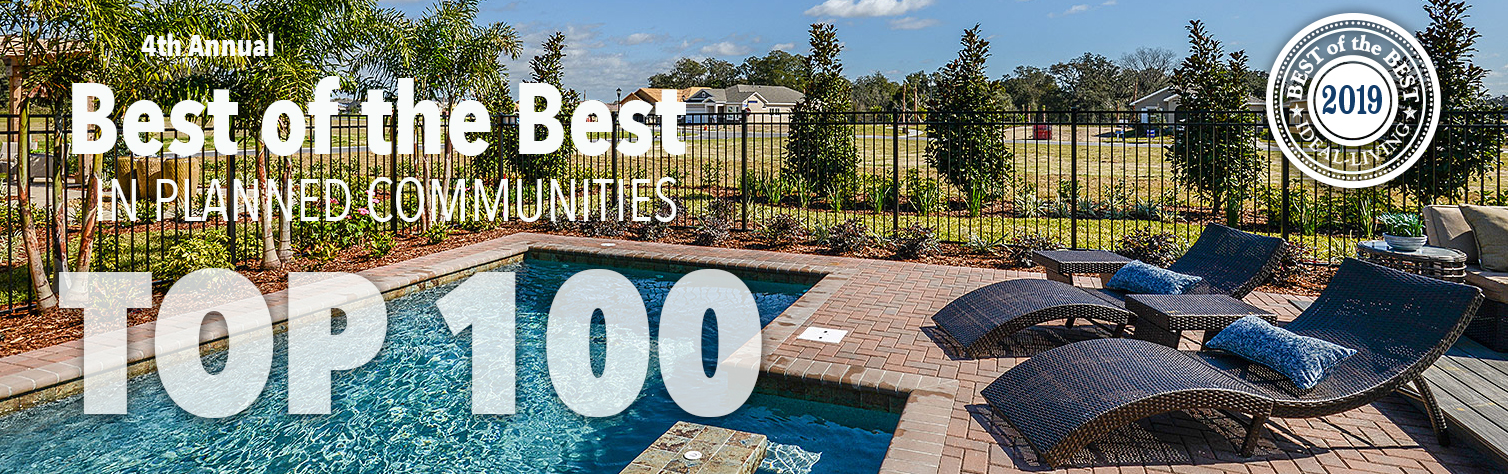 The 2019 Top 100 in PLanned Communities