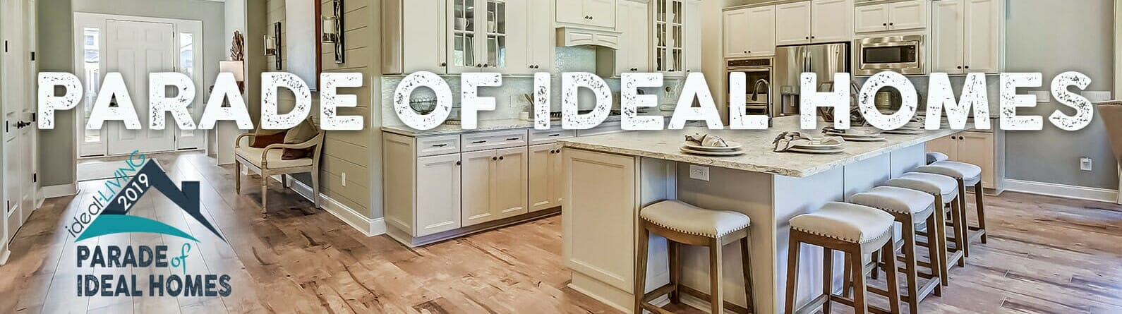 October is Parade of Ideal Homes Month. Plan Your Travel to View Model Homes This Fall.