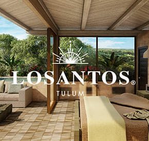 Losantos Tulum Gated Community
