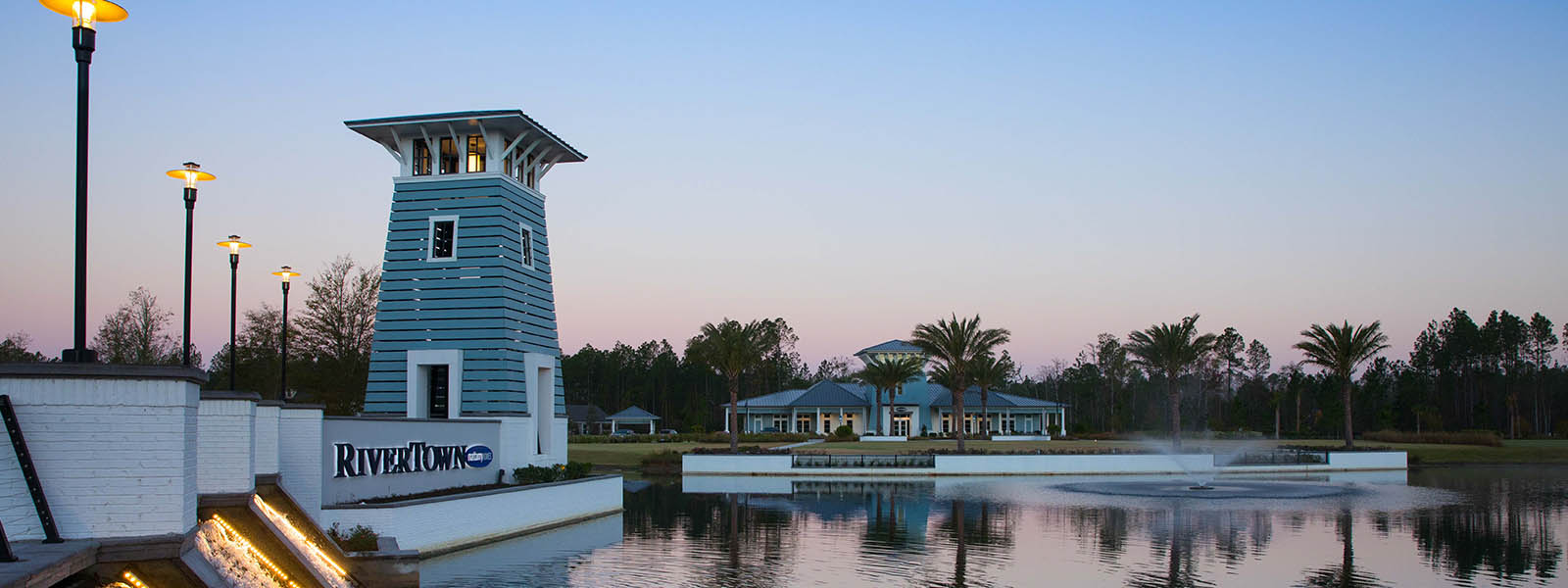 55+ Community near Jacksonville FL | WaterSong at RiverTown | Active