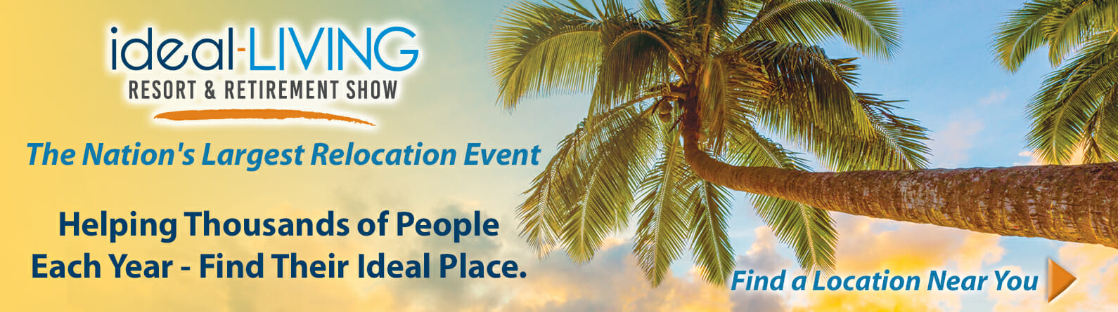 Come to the ideal-LIVING resort and Retirement Show!