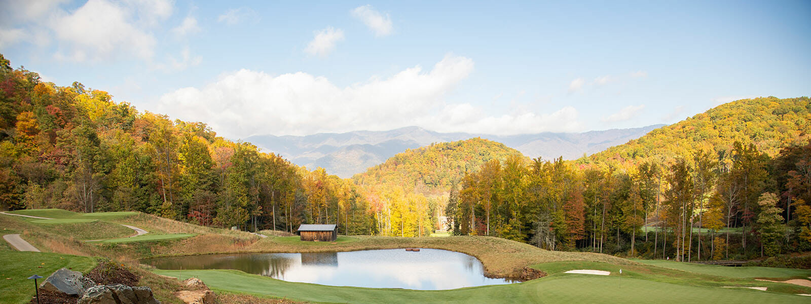 Mountain Community near Asheville NC | Balsam Mountain Preserve