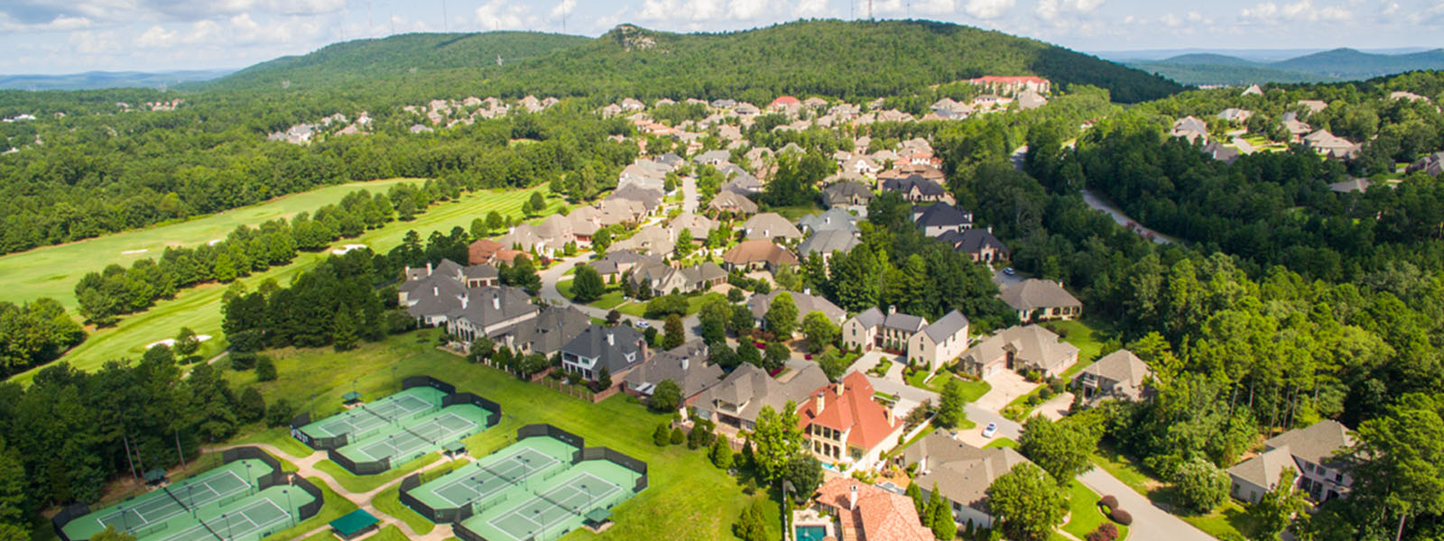 Chenal Properties | Planned Mountain Community in Hot Springs Arkansas