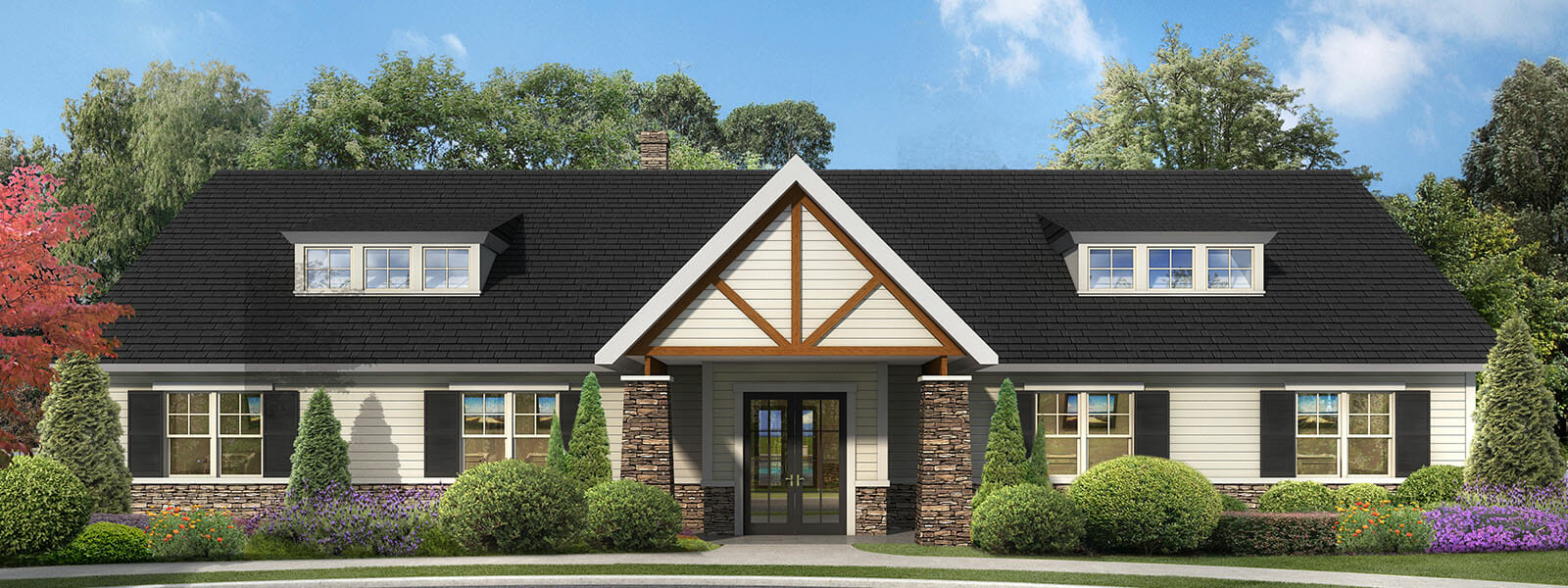 Active Adult Community North Georgia | Grandview at Gateway | Mountain