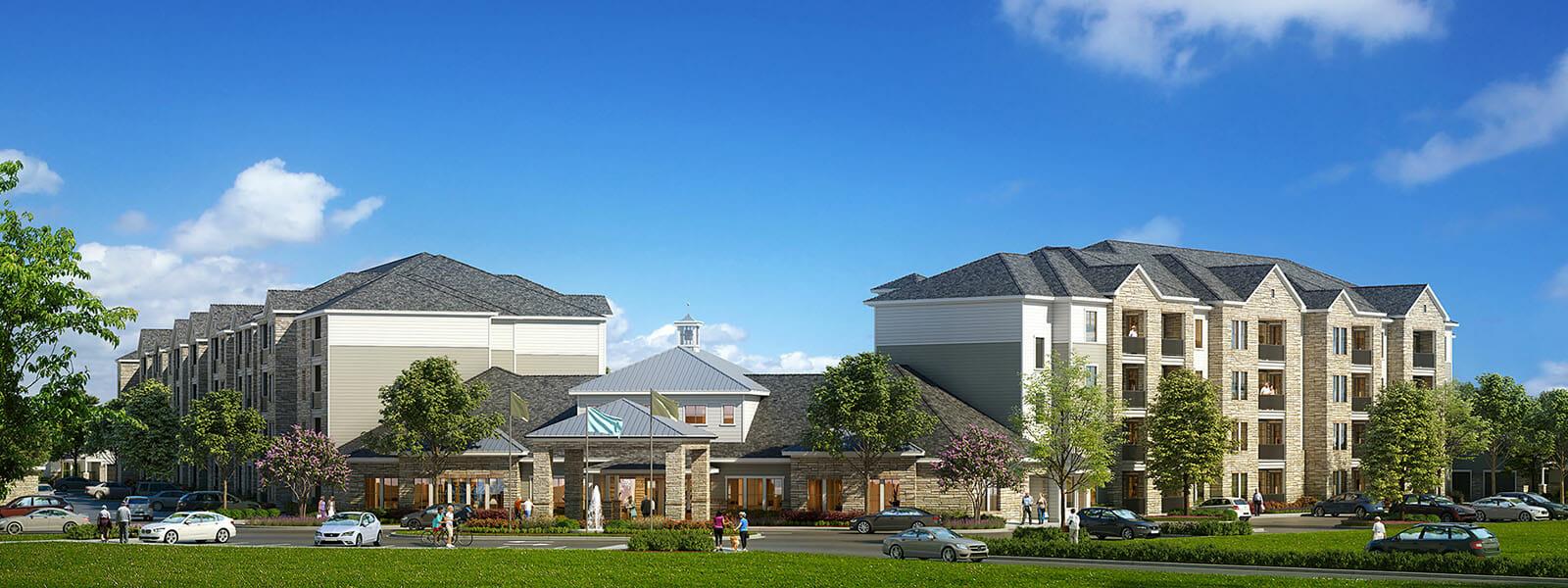 Senior Living Apartments near Houston TX | The Retreat at Barbers Hill