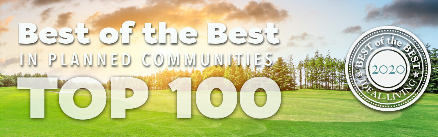 The 2020 Top 100 in Planned Communities