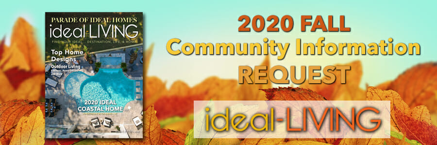 ideal-LIVING Magazine Fall 2020 Issue