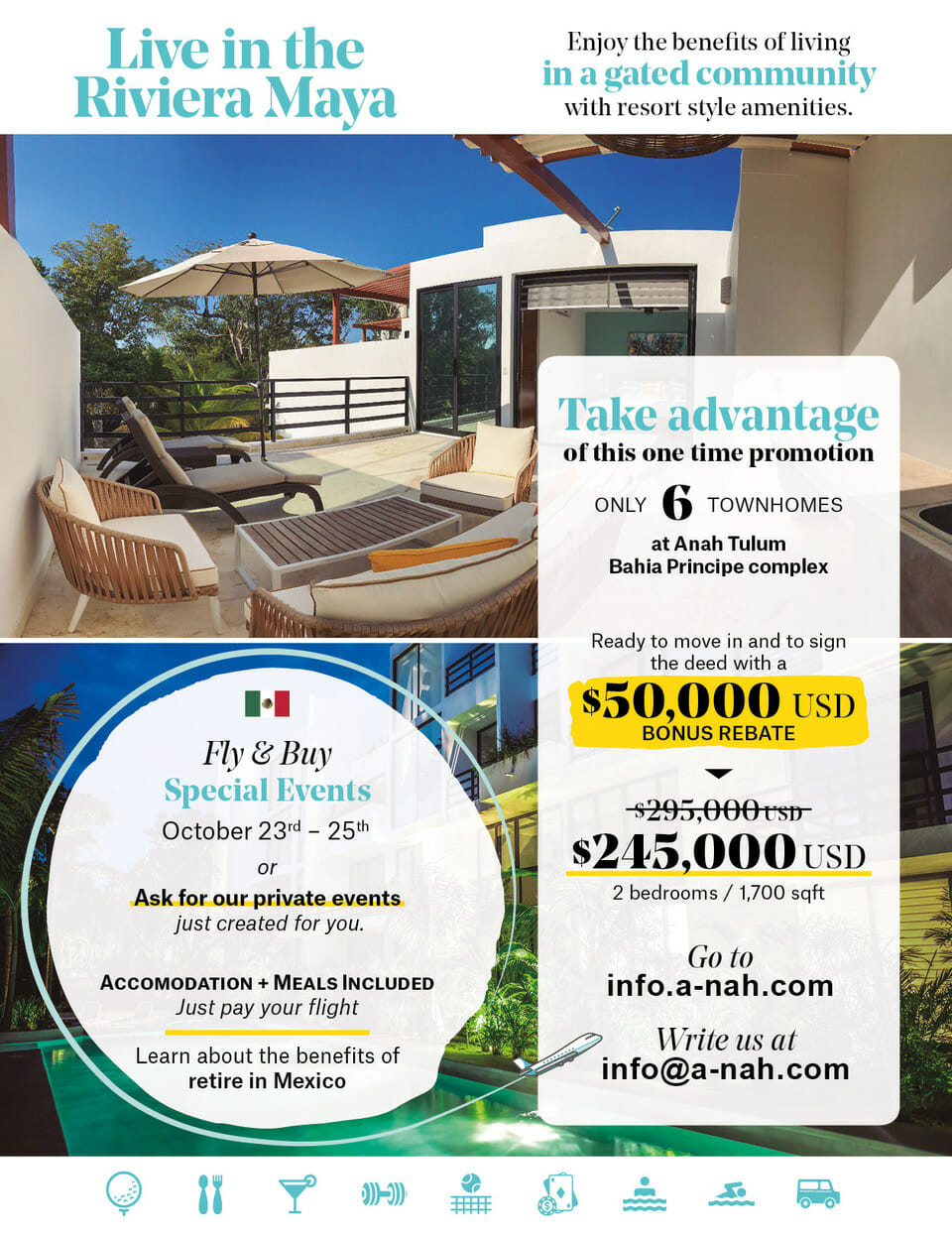 Anah Tulum Fly and Buy