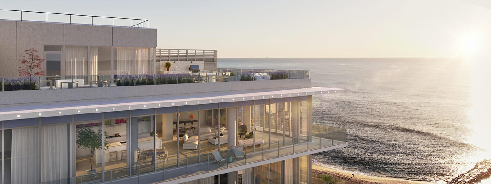 Oceanview Apartments in New Jersey | Asbury Ocean Club | Asbury Park
