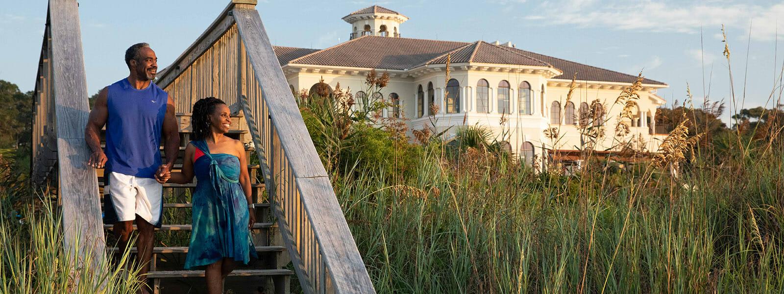 Coastal Resort Living in Myrtle Beach SC | Grande Dunes | Gated